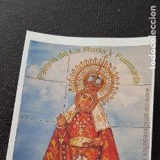 Cartes Postales: VIRGEN DE LOS REMEDIOS FUENSANTA. Lote 219008371