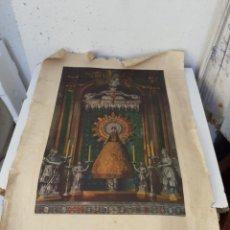 Postales: LAMINA RELIGIOSA. Lote 219150503