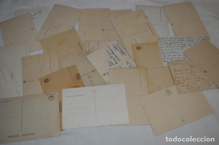 Postales: Lote 24 postales diferentes y antiguas / IMÁGENES RELIGIOSAS / En color - ¡Mira fotos/detalles! - Foto 16 - 220471782