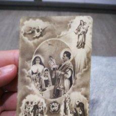 Postales: ESTAMPA RELIGIOSA ANTIGUA. Lote 220996023