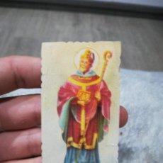 Postales: ESTAMPA RELIGIOSA ANTIGUA. Lote 220996256