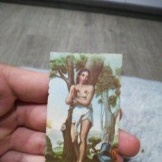 Postales: ESTAMPA RELIGIOSA ANTIGUA. Lote 220996476