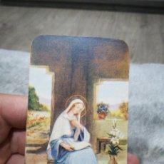 Postales: ESTAMPA RELIGIOSA ANTIGUA. Lote 221155247