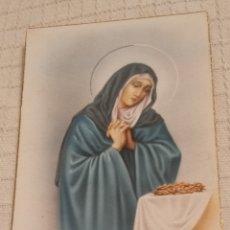 Postales: ANTIGUA POSTAL RELIGIOSA EDICIONES D. Lote 221723802