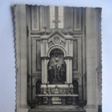 Postales: ANTIGUA POSTAL RELIGIOSA, GUADALAJARA, CAPILLA, VER FOTOS. Lote 221823598