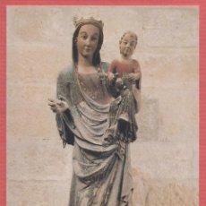 Postales: ESTAMPA RELIGIOSA SANTA MARIA DE VALLBONA EST.4116. Lote 221876692
