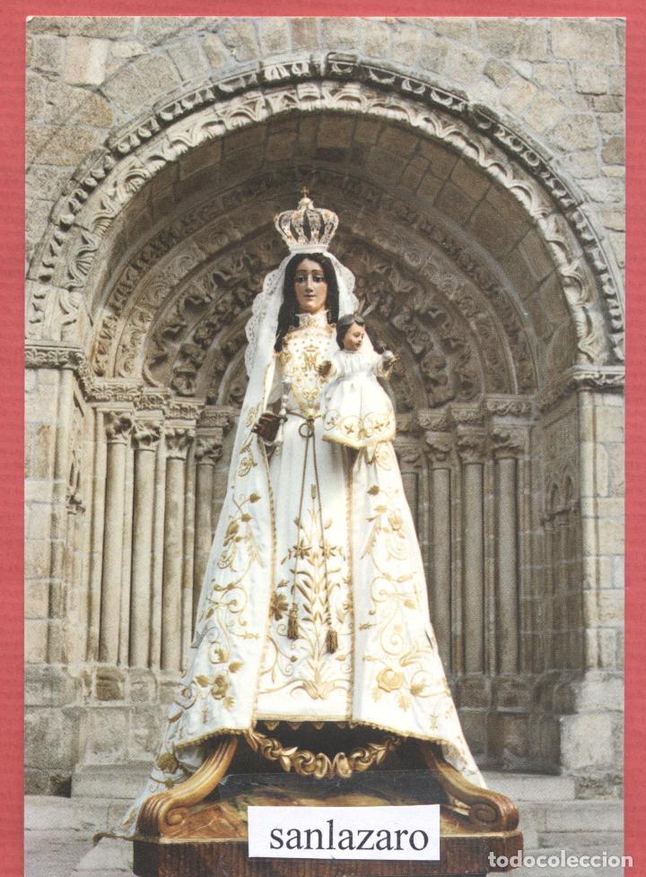 ESTAMPA RELIGIOSA SANTA MARIA DEL AZOGUE EST.4121 (Postales - Postales Temáticas - Religiosas y Recordatorios)
