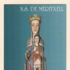 Postales: POSTAL NOSTRA SENYORA DE MERITXELL. VALLS D'ANDORRA - VIRGEN. PATRONA DE ANDORRA. Lote 222083432