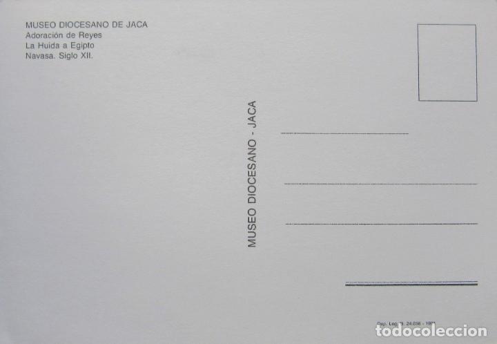 Postales: MUSEO DIOCESANO DE JACA - Foto 2 - 222085258