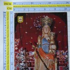 Postales: POSTAL RELIGIOSA SEMANA SANTA. AÑO 1996. NUESTRA SEÑORA DE LORENZO, VALLADOLID. 2467. Lote 222390415