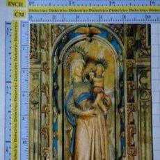 Postales: POSTAL RELIGIOSA SEMANA SANTA. AÑO 1991. BARCELONA NUESTRA SEÑORA DE LA LUZ. 2472. Lote 222390690