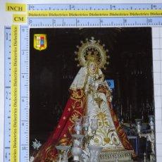 Postales: POSTAL RELIGIOSA SEMANA SANTA. AÑO 1966. ÁVILA NUESTRA SEÑORA DE SONSOLES. 2474. Lote 222390786