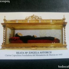 Postales: BEATA ANGELES ASTORCH. Lote 222602210