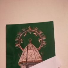 Postales: ANTIGUA POSTAL, VIRGEN DEL PRADO, PATRONA DE TALAVERA DE LA REINA. Lote 222612106