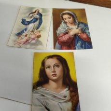 Postales: 3 ANTIGUAS POSTALES SAN TONINO BARCELONA,S RAMÓN SIN ESCRIBIR. Lote 222680522