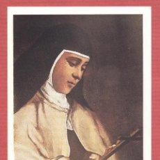 Postales: ESTAMPA RELIGIOSA MARIA DEL SAGRARIO EST.4187. Lote 222743261