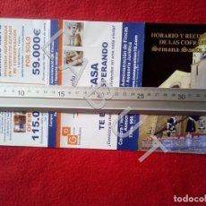Postales: SANLUCAR SEMANA SANTA PROGRAMA 2012 C19. Lote 222754155