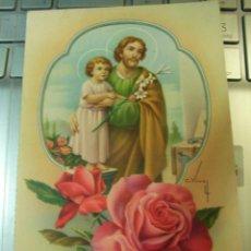 Postales: SAN JOSE TARJETA C. VIVES. Lote 222798993