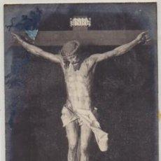 Postales: POSTAL RELIGIOSA. CRISTO CRUZIFICADO P-REL-538. Lote 227167475