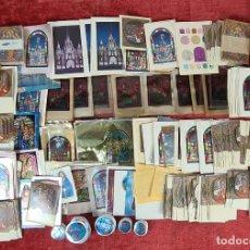 Postales: COLECCION DE CIENTOS DE POSTALES RELIGIOSAS. IMP. TORCULUM. SIGLO XX.. Lote 227804765