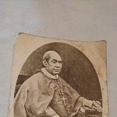 Postales: ANTIGUA TARJETA POSTAL, V. P. A. M. CLARET, ANNO 1865. Lote 227965625