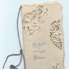 Postales: RECORDATORIO DE DIFUNTO. EL NIÑO D.ENRIQUE MESEGUER SÁNCHEZ . MURCIA. AÑO 1912. SUCESORES DE NOGUÉS.. Lote 46107679
