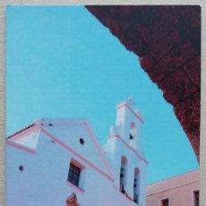Cartes Postales: POSTAL. REAL Y PONTIFICIA IGLESIA DE LA PURÍSIMA CONCEPCIÓN, DE MELILLA. IMAGEN DE LA FACHADA. NUEVA. Lote 233549375
