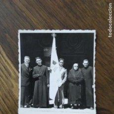 Postales: RECUERDO DE LA SOLEMNE BENDICIÓN DE LA BANDERA DE LOS JÓVENES DE ACCIÓN CATÓLICA VILLARREAL.PAPEL-57. Lote 234518245