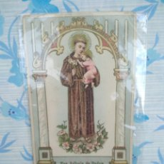 Postales: ANTIGUA POSTAL SAN ANTONIO DE PADUA. Lote 236918920