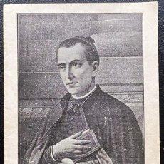 Postales: BIOGRAFIA DEL SIERVO DE DIOS P. FRANCISCO CRUSATS. Lote 240219645