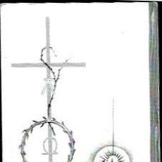Cartoline: RECORDATORIO DEFUNCIÓN AÑO 1982. Lote 240443975