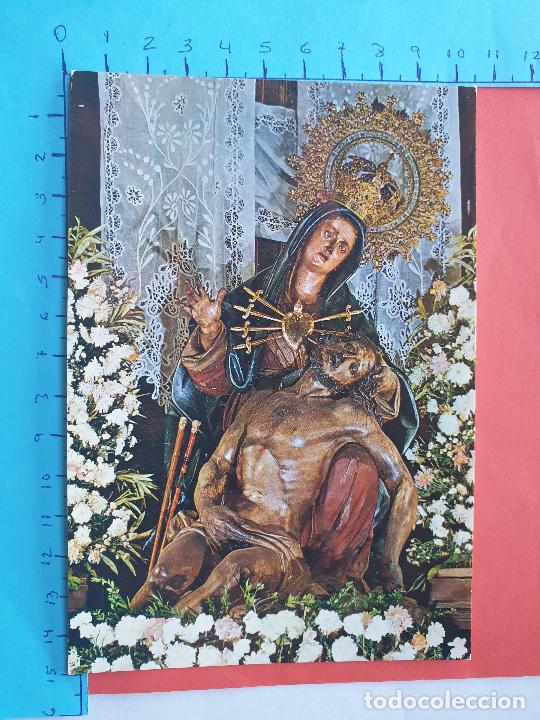 NTRA. SRA. DE LA CARIDAD ( PATRONA DE CARTAGENA - MURCIA ) // ( PTL RELIGIOSA II ) (Postales - Postales Temáticas - Religiosas y Recordatorios)
