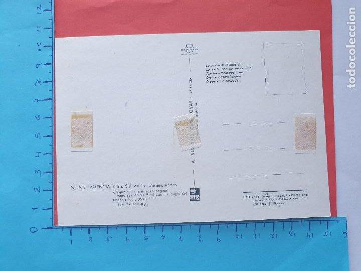 Postales: NUESTRA SEÑORA DE LOS DESAMPARADOS ( VALENCIA ) // ( PTL RELIGIOSA II ) - Foto 2 - 241443615