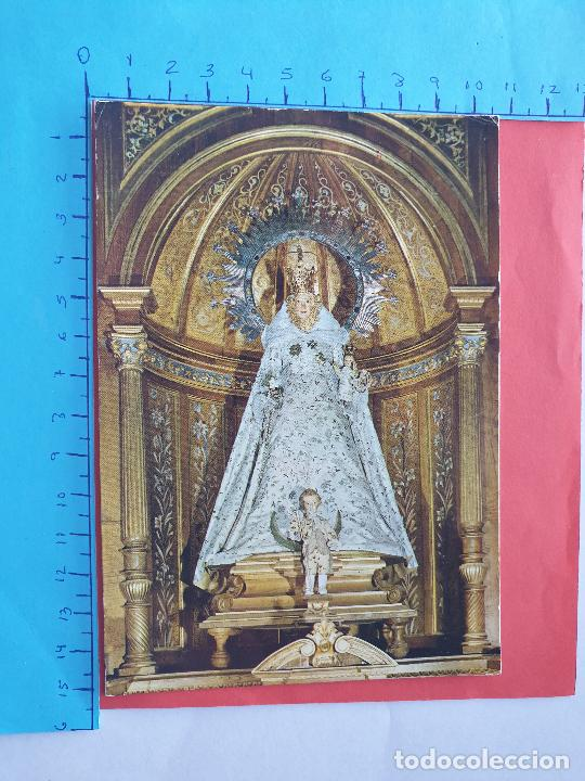 NTRA. SRA. DE LAS VIÑAS ( PATRONA DE ARANDA DE DUERO - BURGOS ) // ( PTL RELIGIOSA II ) (Postales - Postales Temáticas - Religiosas y Recordatorios)