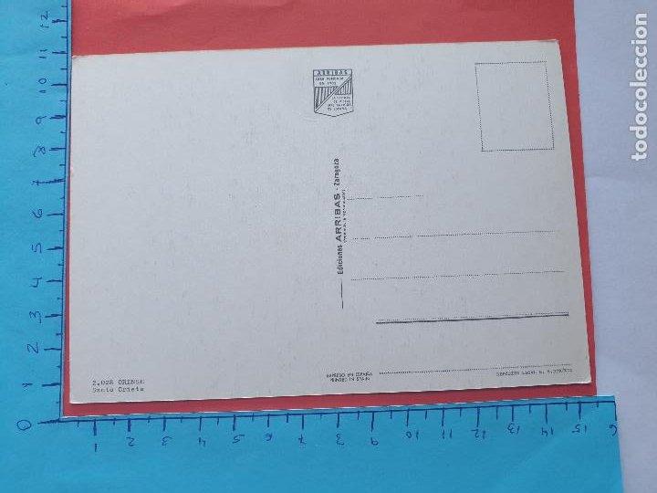 Postales: SANTO CRISTO ( ORENSE ) // ( PTL RELIGIOSA II ) - Foto 2 - 241445415