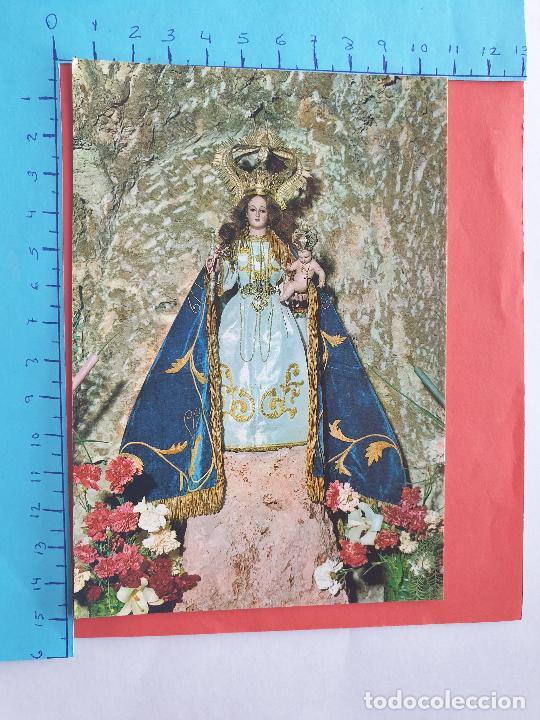 NTRA. SRA. LA VIRGEN DE LA PEÑA ( MIJAS - MALAGA ) // ( PTL RELIGIOSA II ) (Postales - Postales Temáticas - Religiosas y Recordatorios)