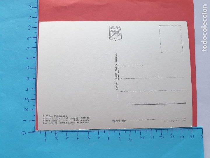 Postales: NTRA. SRA. DEL PUERTO ( PATRONA DE PLASENCIA - CACERES ) // ( PTL RELIGIOSA II ) - Foto 2 - 241446195