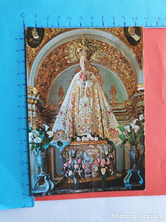 VIRGEN DE LA ASUNCION ( ELCHE - ALICANTE) // ( PTL RELIGIOSA II ) (Postales - Postales Temáticas - Religiosas y Recordatorios)