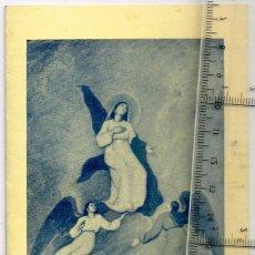 Postales: 1953 CONSAGRACIÓN DEL ALTAR MAYOR DE LA IGLESIA DEL BUEN SALVADOR DE SAN FELIU DE LLOBREGAT (1). Lote 241808510