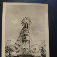 Postales: FOTOGRAFÍA TAMAÑO POSTAL VIRGEN DEL ROCÍO O SIMILAR. NO FIGURA FOTÓGRAFO.. Lote 241897035