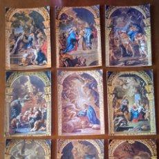Postales: LOTE 9 POSTALES GUADALUPE ( CÁCERES ) SIN CIRCULAR. CAMARÍN. LUCAS JORDÁN.. Lote 242144340