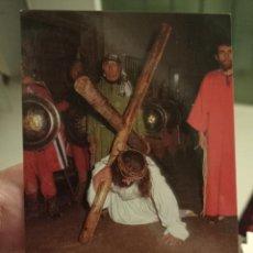 Postales: SEMANA SANTA CHINCHON PRIMERA CAIDA SC 11 *. Lote 243912000