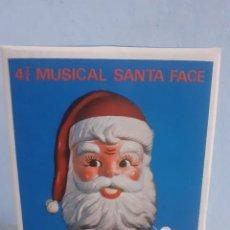 Postales: SANTA CLAUS MUSIVAL. Lote 244776740