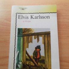 """Postales: LIBRO """"ELVIS KARLSSON"""" DE MARIA GRIPE DE ED.ALFAGUARA DE 1972. Lote 244903430"""