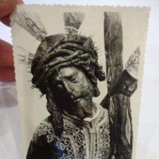 Postales: JESUS DEL GRAN PODER. SERRANO FOTO. SEVILLA. Lote 245031900