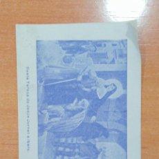 Postales: FELICITACIÓN DE NAVIDAD DE LAS HERMANITAS DE LOS ANCIANOS DESAMPARADOS. Lote 252635595