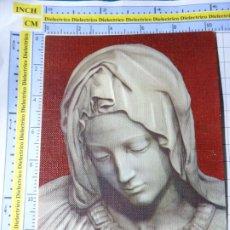 Postales: POSTAL RELIGIOSA SEMANA SANTA. SAN PEDRO ROMA, LA PIEDAD . 663. Lote 254099085
