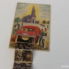 Postales: ANTIGUA POSTAL MOVIL Y DESPLEGABLE FATIMA, ABRA A MALA... E VERA, PORTUGAL. Lote 256049185