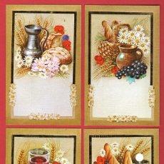 Postales: ESTAMPA PRIMERA COMUNION / RECORDATORIO - DIB. VIVES -COL. DE 4 -ED. EUROCROMO - Nº 2332 - AÑO 1978. Lote 257549880