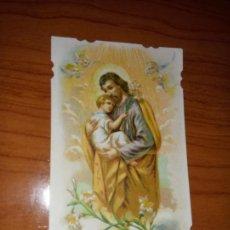 Postales: ESTAMPA RELIGIOSA DE ITE AD JOSEPH. Lote 260394025